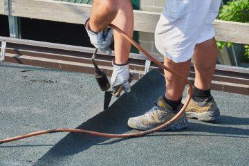 fuite de toit-terrasse